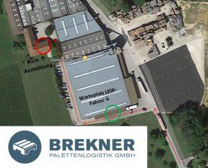 Detail Anfahrt Brekner